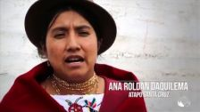 Atapo Palmira 2014. Testimonios de Ana y Faustino